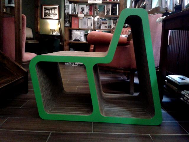 Sesja fotel z karotnu - 5