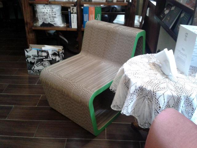Sesja fotel z karotnu - 9