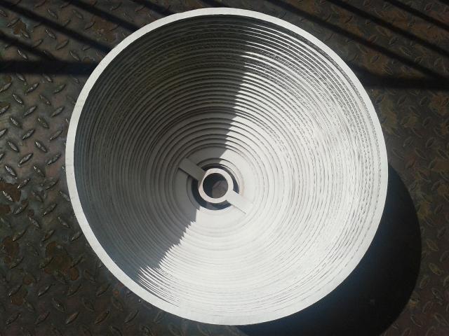Lampa biala balkon - 3