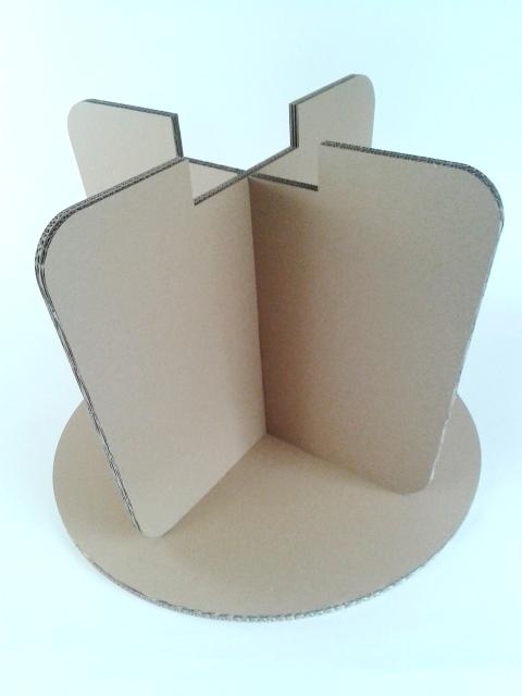 Stol z karotnu skladany - 6