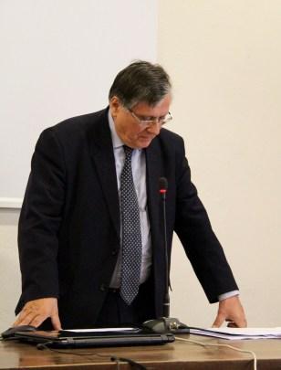 Prof. Parvicini, President SISMEL