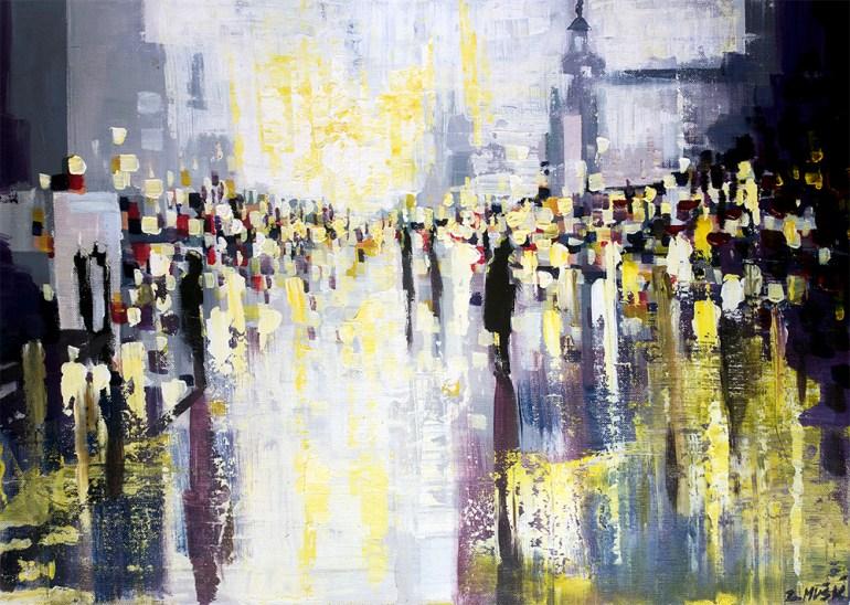 contemporary modern art painting