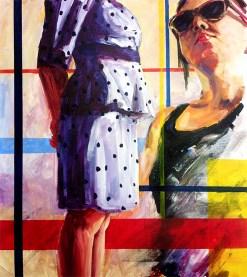 art painting, original artwork by artist Zlatko Music