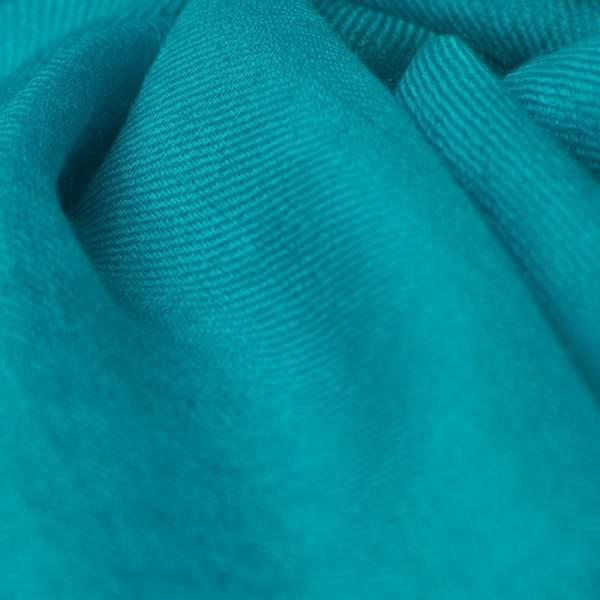 pashmina sjal petroleumsblå farvet håndlavet ZLCOPENHAGEN