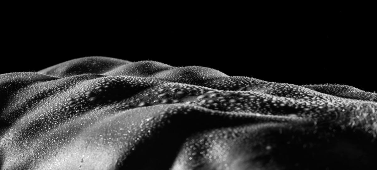 Körper haarentfernungscreme