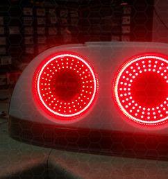 nissan gtr r33 rear led conversion i [ 4128 x 2322 Pixel ]