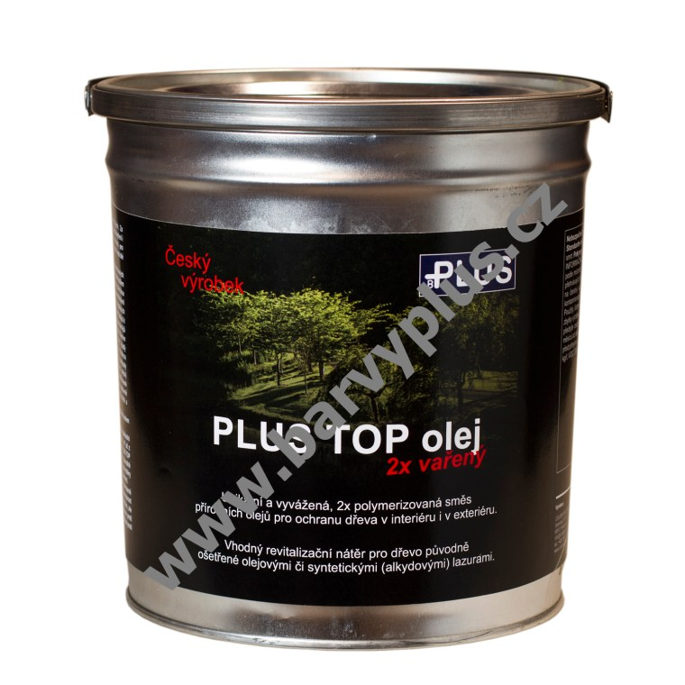 PLUS TOP olej (Teak oil)