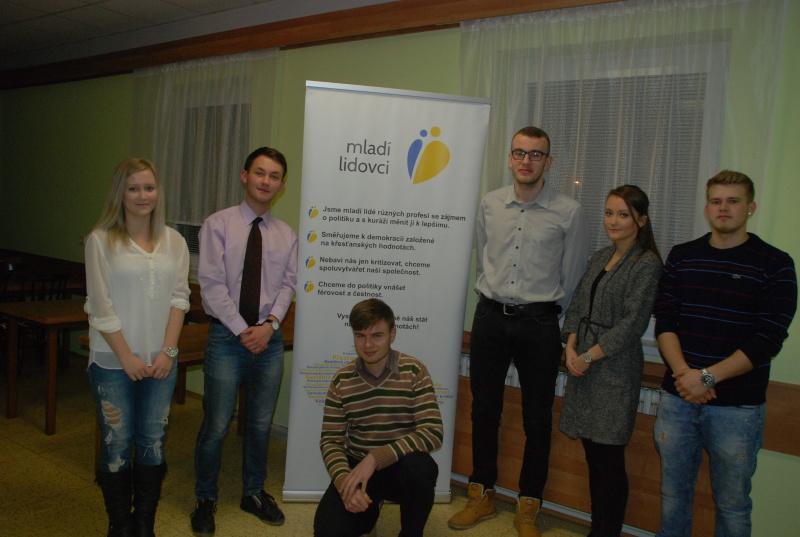 Výroční členská schůze MO Valašské Klobouky