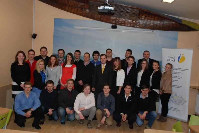 Krajská konference Mladých lidovců Zlínského kraje