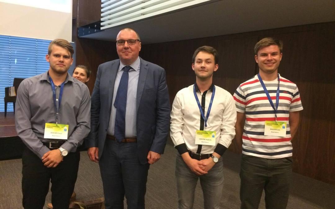 Mladí lidovci Zlínského kraje přispěli do debaty o cestě k úspěšnému venkovu