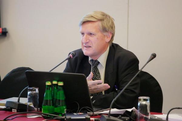 Религиозный экстремизм. Бельгийский правозащитник Вилли Фотре про А. Дворкин и А. Невеев