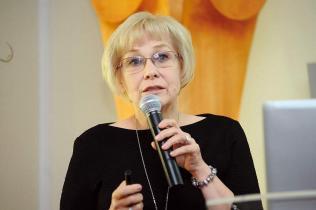 Prof. Barbara Górnicka (2015)