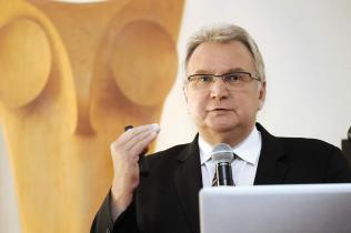 Prof. Aleksander Sieroń (2015)