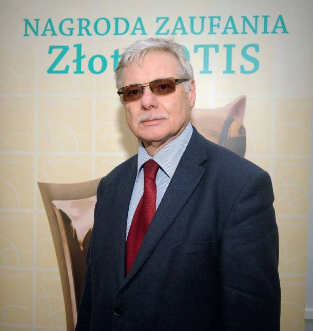 prof. Jan Krzysztof Ludwicki
