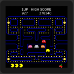 Pacman igra naše in vaše mladosti