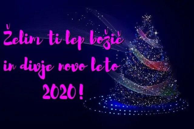 bozicno novoletno voscilo 2020