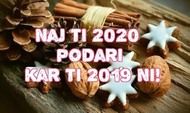 verzi za novo leto 2020