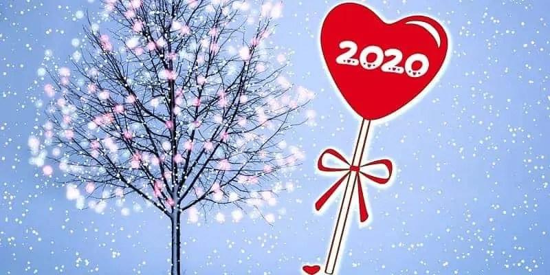voščilo za novo leto 2020