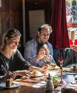 סיור קולינרי באמסטרדם