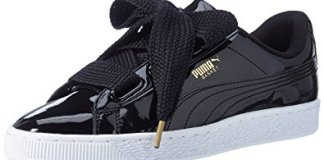 puma damen basket heart