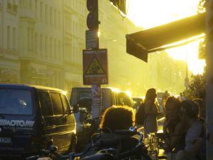 תיירים בברלין
