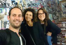 אורי נחמנזון ישראלי בברלין