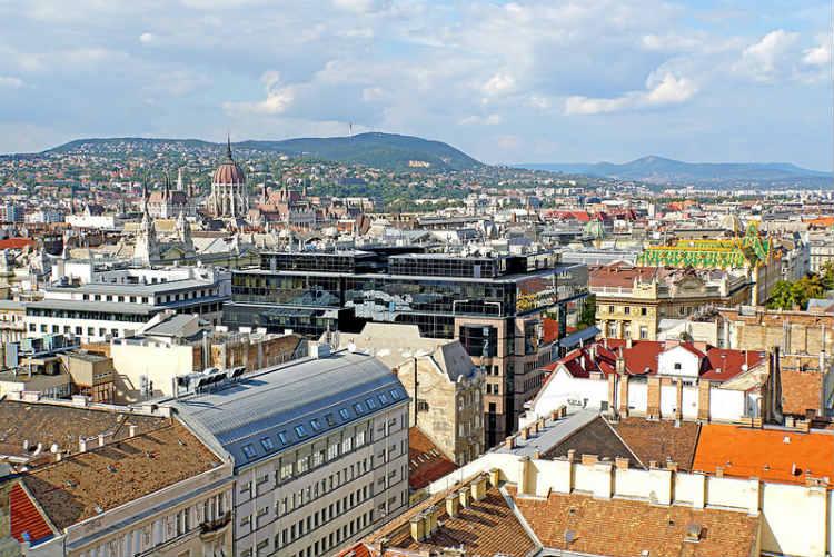 בודפשט. השקעה טובה לסטודנטים