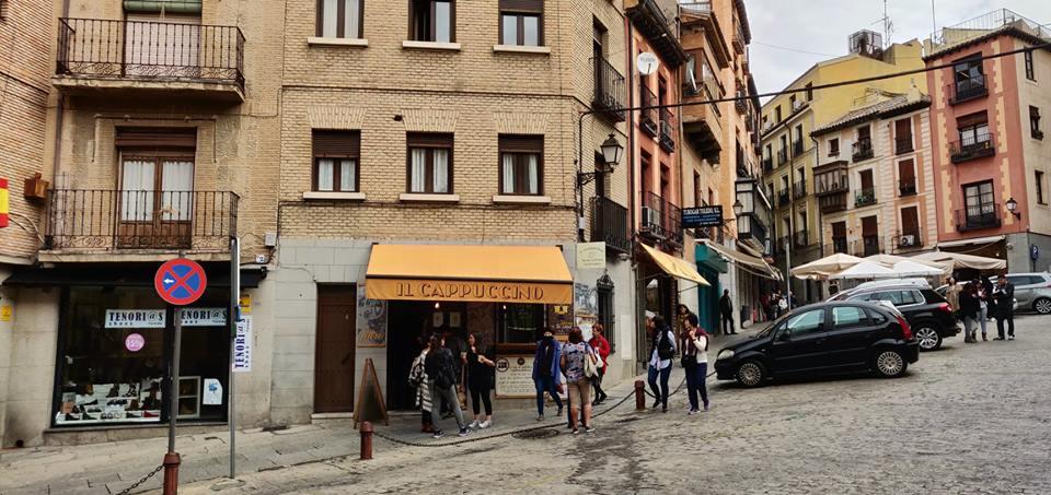 קפה במדריד