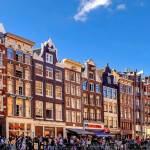 לגור באמסטרדם