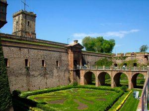 המצודה בהר היהודים ברצלונה