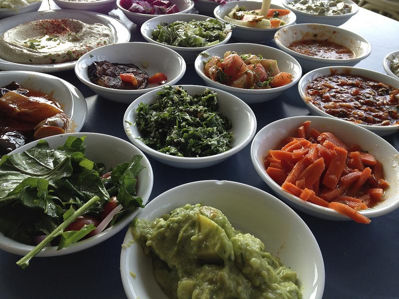 Food in Israel