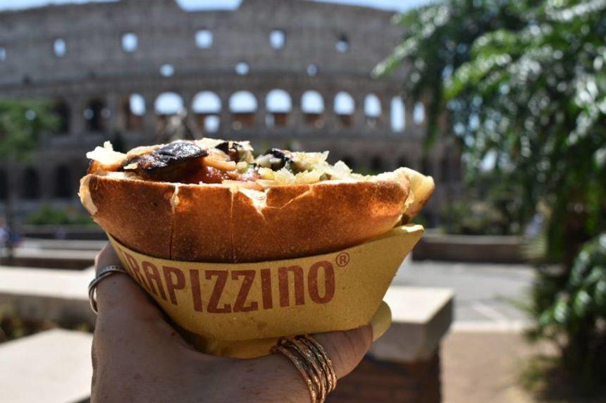 אוכל ברומא