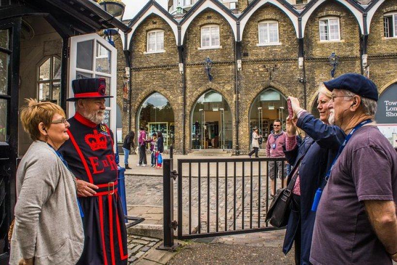 סיור בלונדון