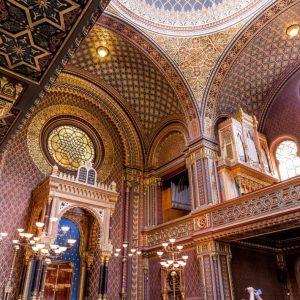בית הכנסת בפראג