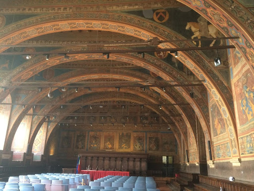 ארמון פריורי מבט מבפנים (צילום: ינון דותן)