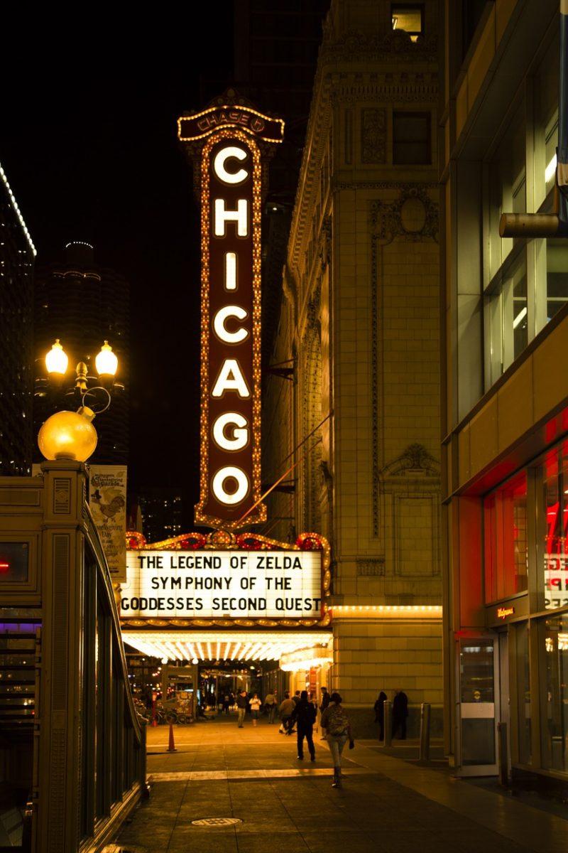 תיאטרון בשיקגו