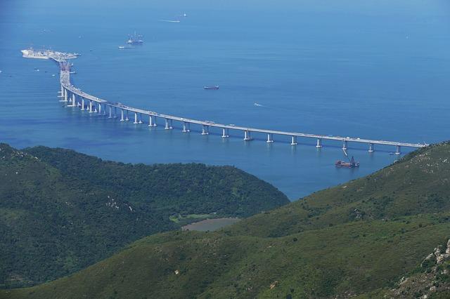 גשר הונג קונג מקאו