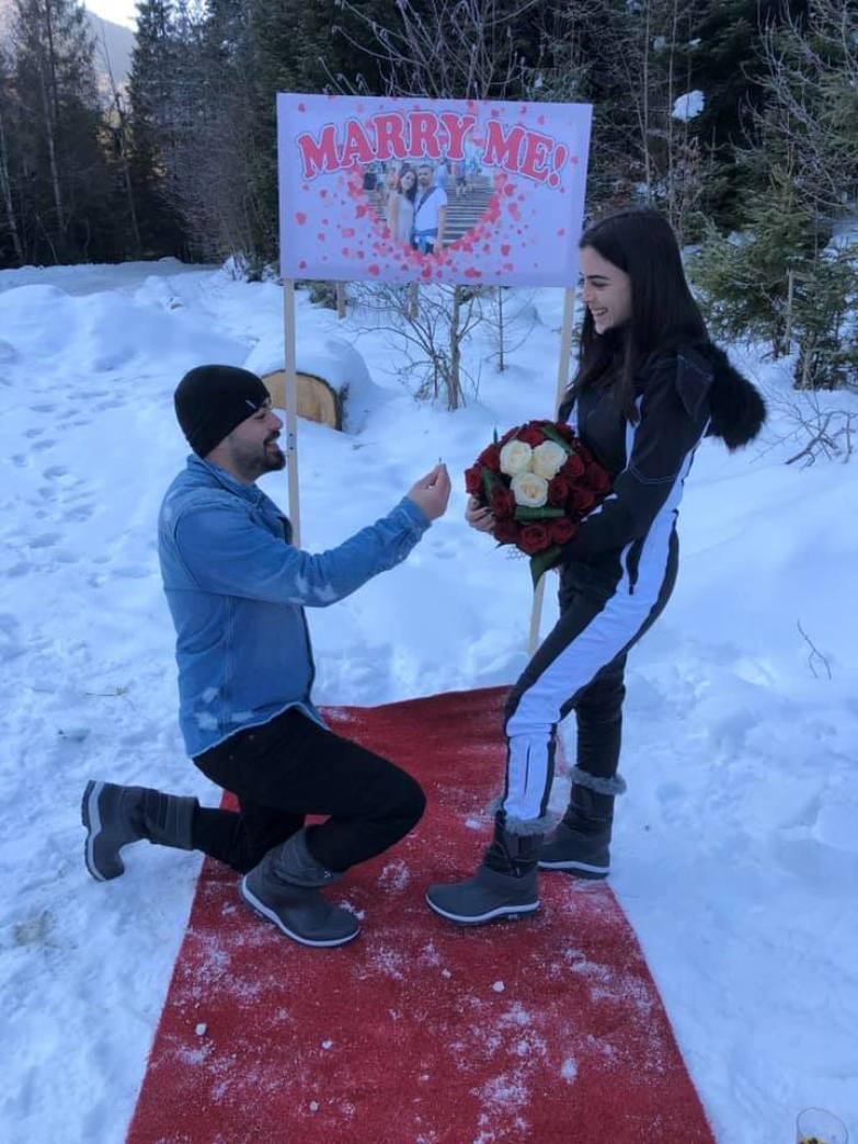 הצעת נישואים בבוקרשט