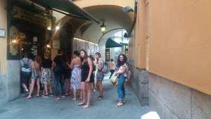 5 ימים במדריד