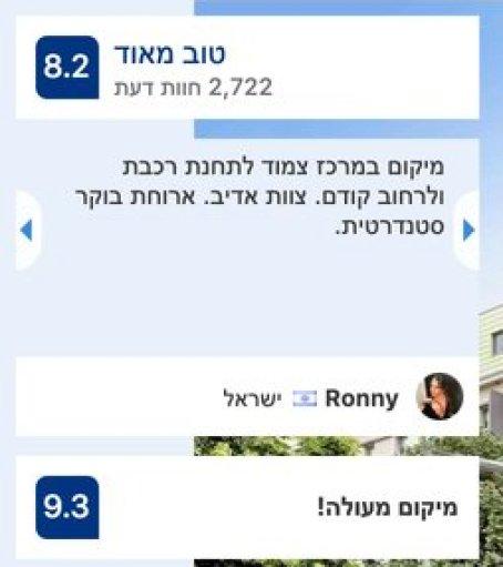 חוות דעת בעברית על בוקינג