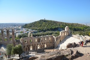 day trip in athens