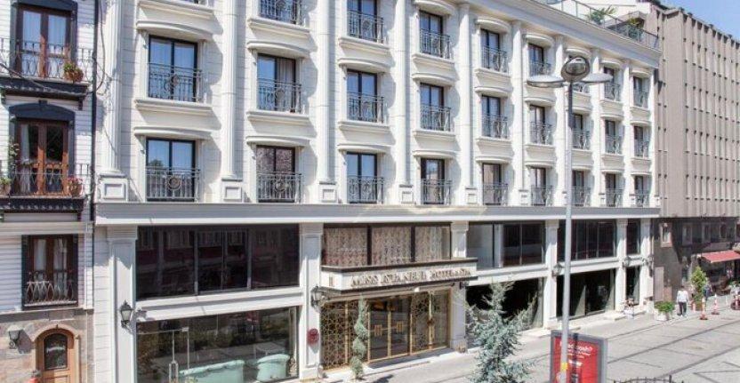 מלון מיס איסטנבול. ספא ובריכות בעיר העתיקה