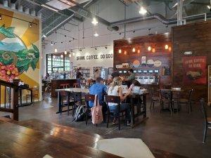 בית קפה בהלסיון, אלפרטה