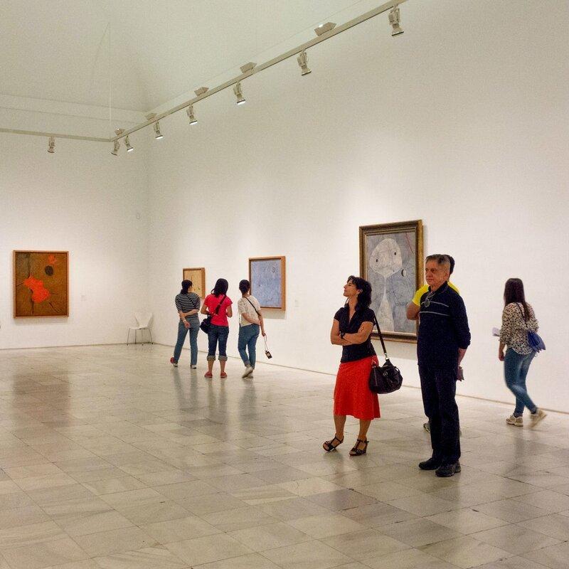 מוזיאון ריינה סופיה, מדריד