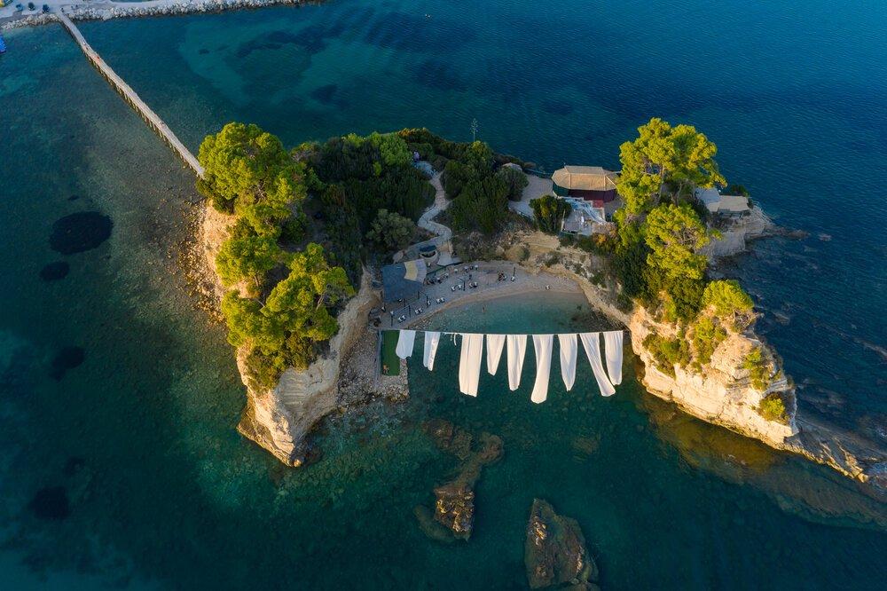 האי קמאו, זקינטוס