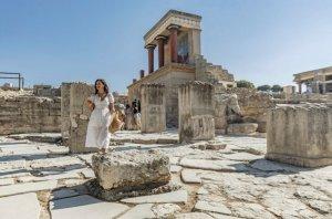 סיור לארמון קנוסוס בכרתים