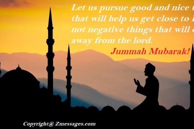 Jumma mubarak quotes and images