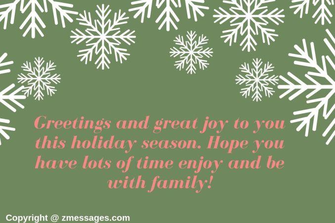 Christmas 2019 greetings