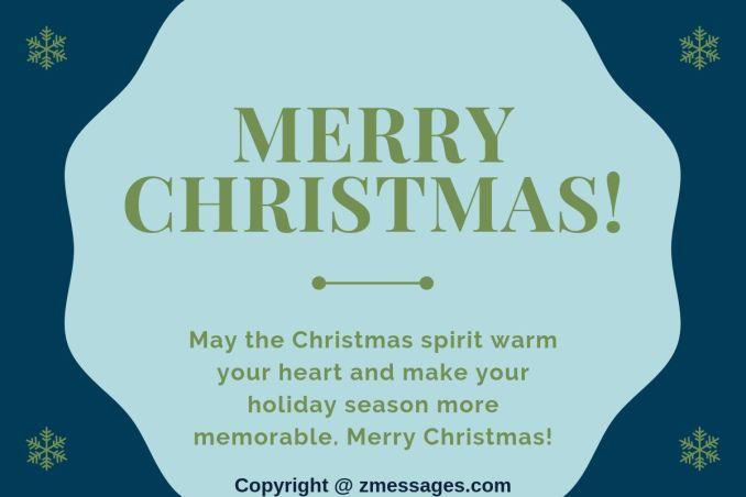 Christmas greetings faith