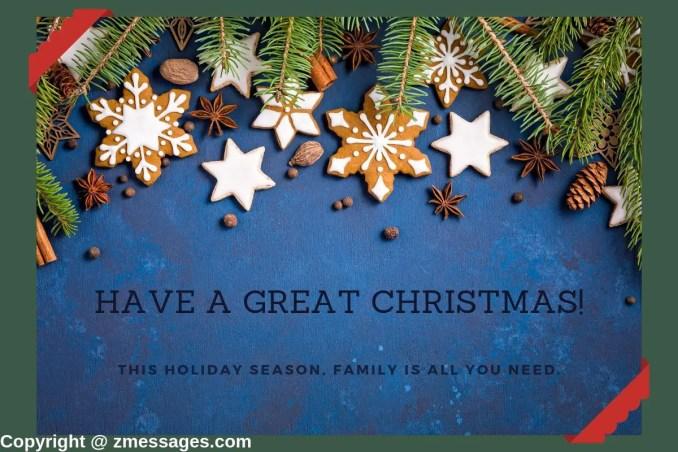 Christmas greetings for mom